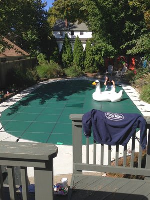 Pool Covers #010 by East End Pool King