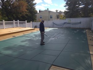 Pool Covers #012 by East End Pool King
